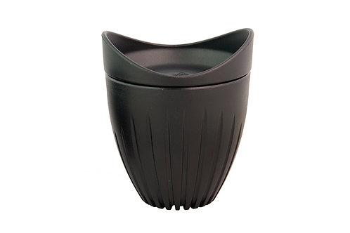 Многоразовый стакан из кофейного жмыха