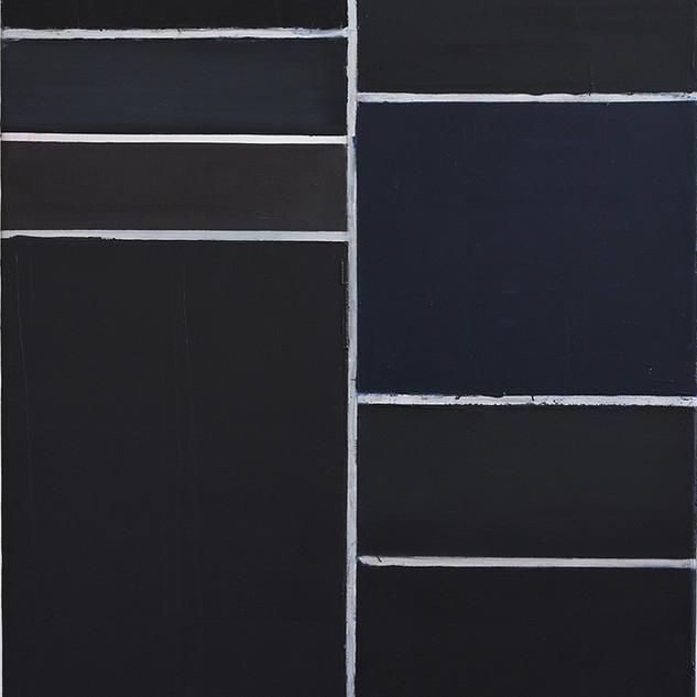 Black Mondrian