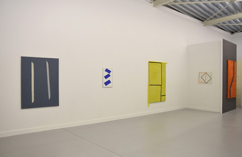 solo at Galerie P60, Assen 2018