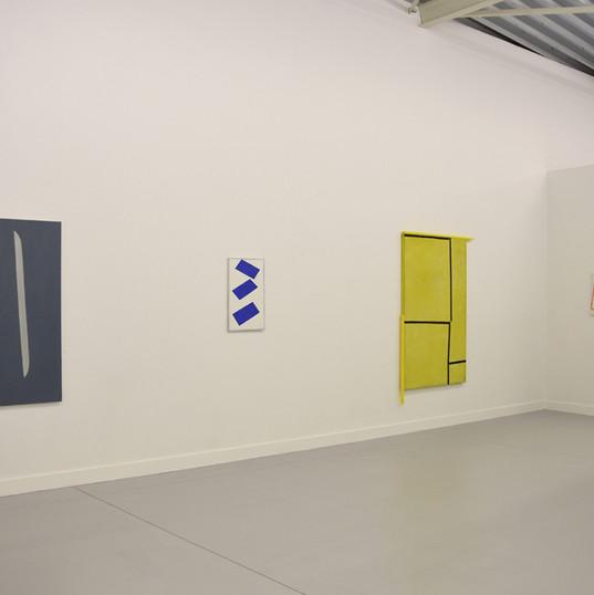 """tentoonstelling  'Veld verkennen"""" (2016)"""