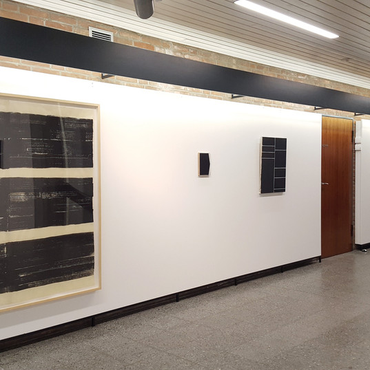 exhibition 'Painting Black'