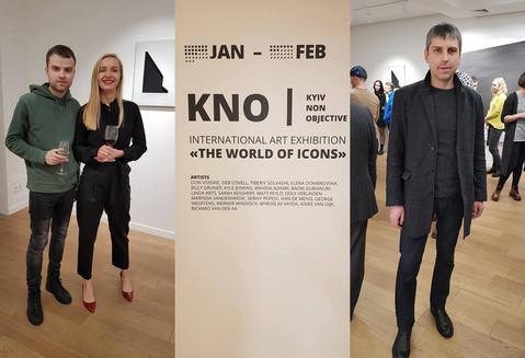 KNO in Voloshyn Gallery, Kiev
