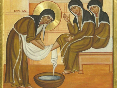 Franciscan-Clarian Art Reflection