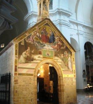 Feast of Our Lady of the Angels (The Portiuncula)