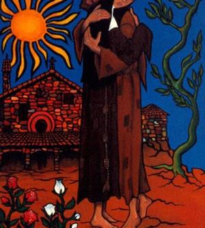 Franciscan-Clarian Art Reflection