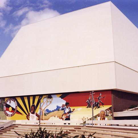 Adelaide Festival Theatre, SA, 1982