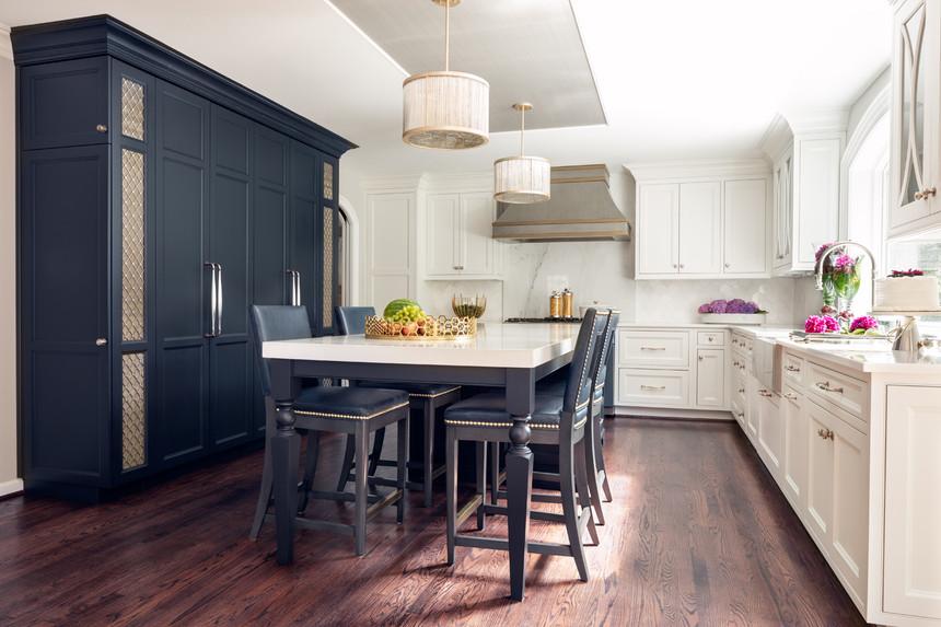 Rivercrest kitchen