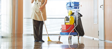 cleaning maintenance smart service