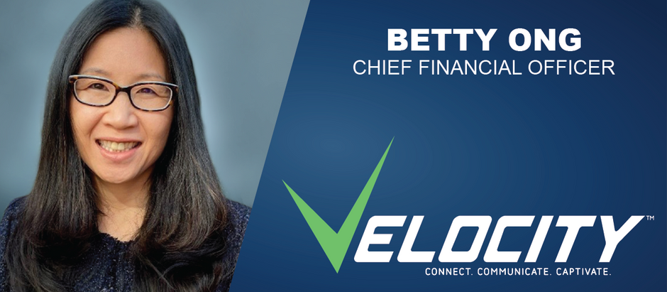 Velocity, A Managed Services Company Appoints a New Chief Financial Officer
