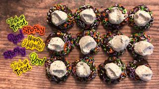 Cookies and Scream Thumbprints