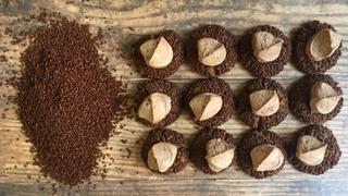 Triple Chocolate Thumbprints