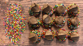 Chocolate Celebration Thumbprints
