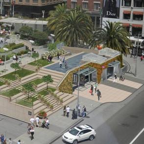 Central Subway San Francisco