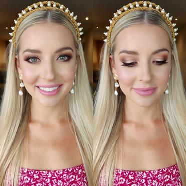 Kaytie Kara makeup