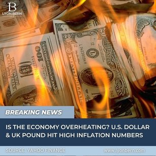 High Inflation Numbers