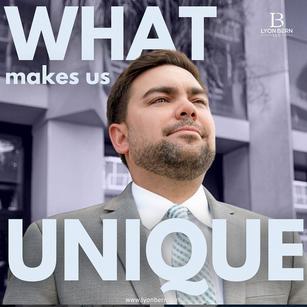 What Makes Us Unique!!