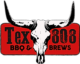 TEX 808 Bull Icon Red White Transparent_