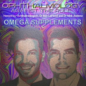 Omega-3 Supplements for Treating Dry Eye