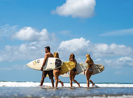 The Ultimate Surf & Stay Package
