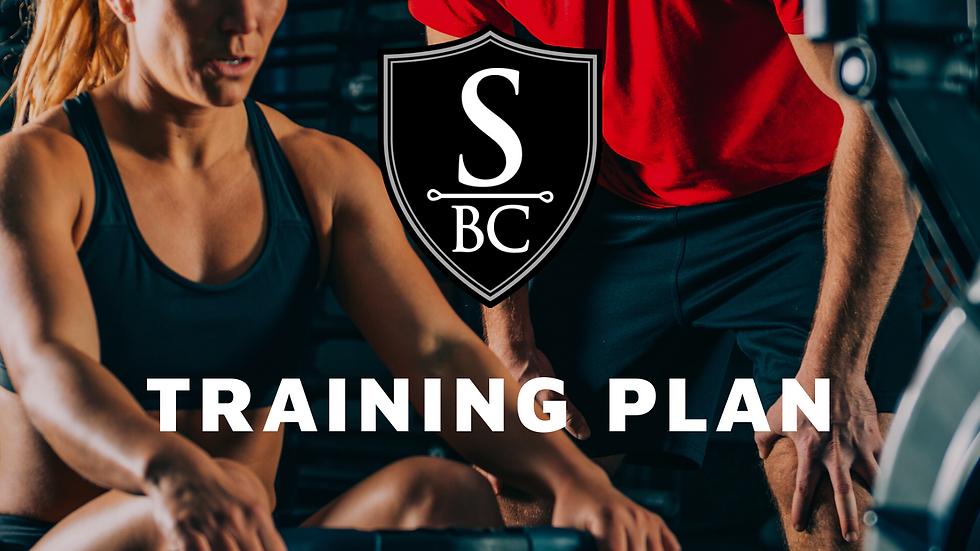 12 Week Training Plan