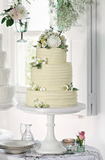 Bride magazine Daisy Wedding Cake
