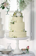 Bride magazine Daisy Wedding Cake