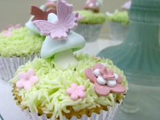 Enchanted Cupcakes