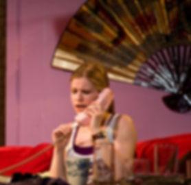 Emma Wisniewski, actor, singer, Stella Adler, Sunday on the Rocks, theater
