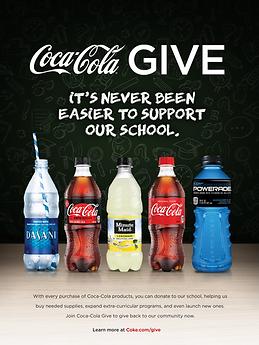 Coke Give Parent Flyer Photo 092020jes.p