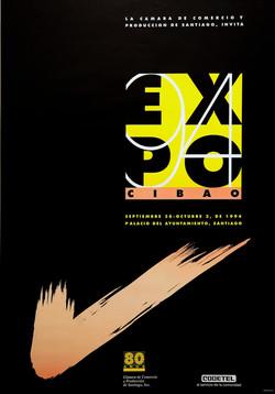 1994-afiche-expo-cibao