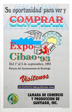 1993-afiche-expo-cibao