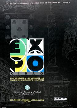 1995-afiche-expo-cibao