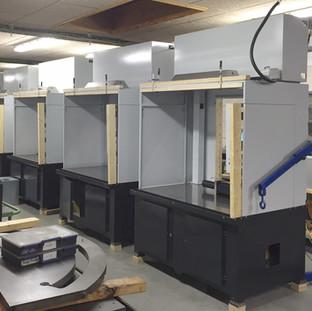 VIKING Machine Production Line