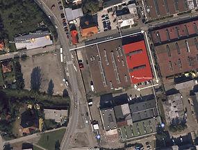 VIKING CNC Prague Location