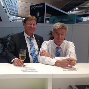 Norbert Schmitz and Jan Sørensen