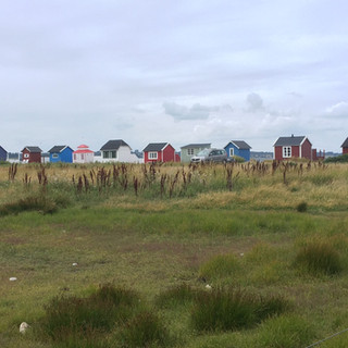 Iconic Beach Houses on Aeroe