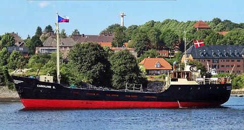 Caroline S. Musium Ship