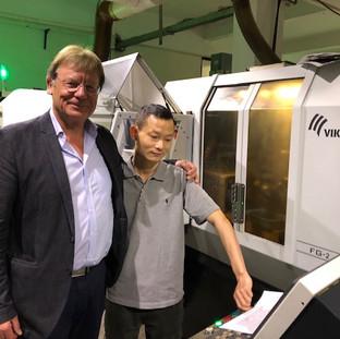 Mr. Norbert Schmitz at CTF China