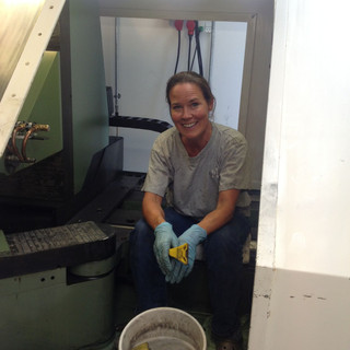 Diane Spring Cleaning