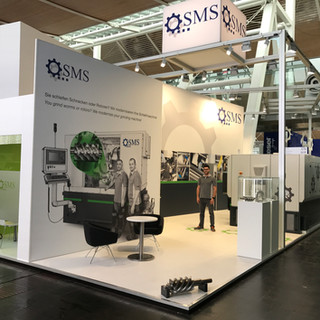 SMS Booth at EMO