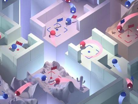 """La IA """"DeepMind"""" ha utilizado el trabajo en equipo para vencer a los humanos en un videojuego"""