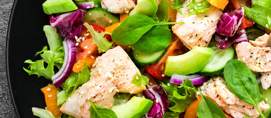 Build a Salad You Love That Will Love You Back