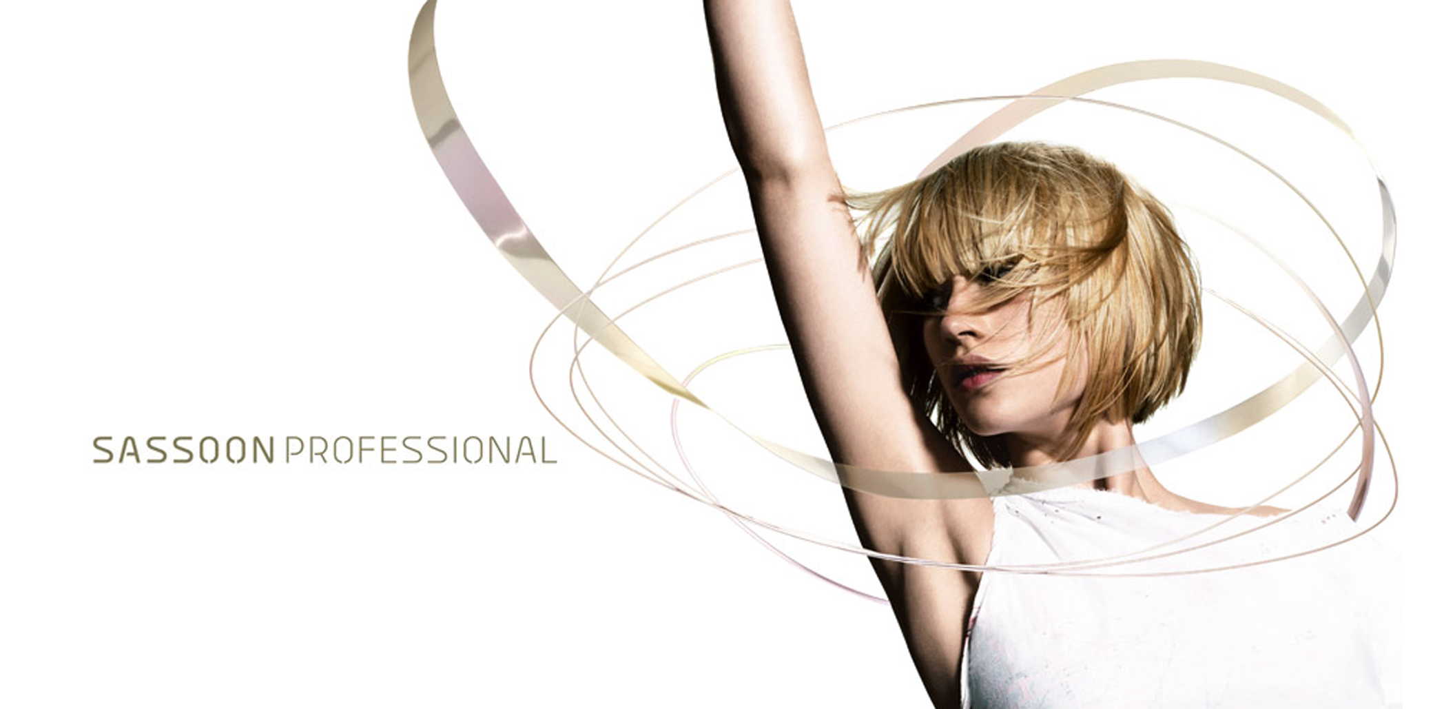Sassoon Professional website