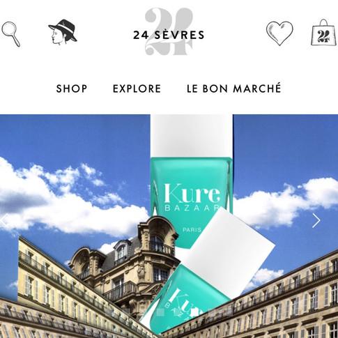 Parisian Sky @24sevres