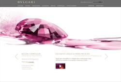 Bulgari Ligne Precieuse website