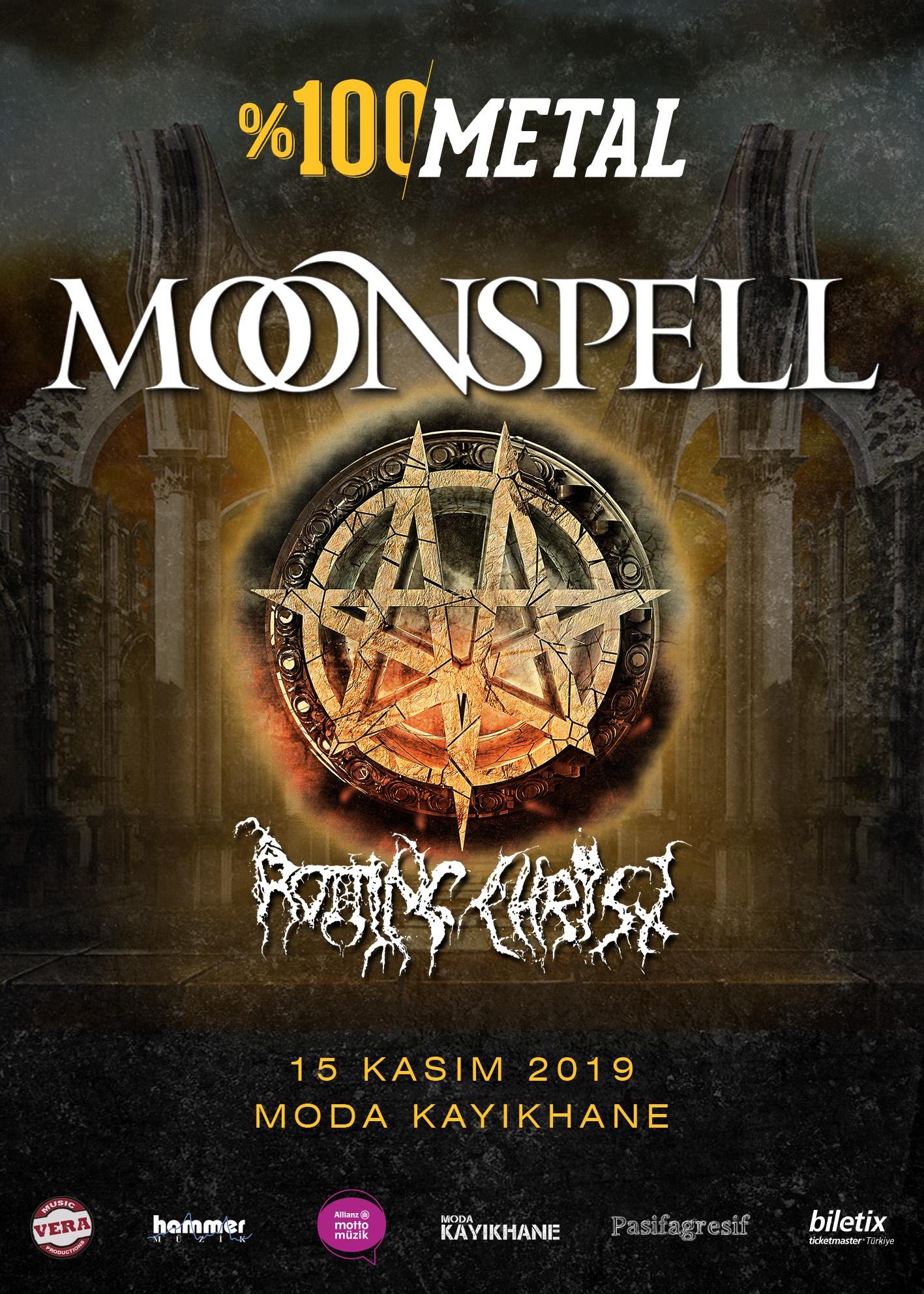 Moonspell, Rotting Christ