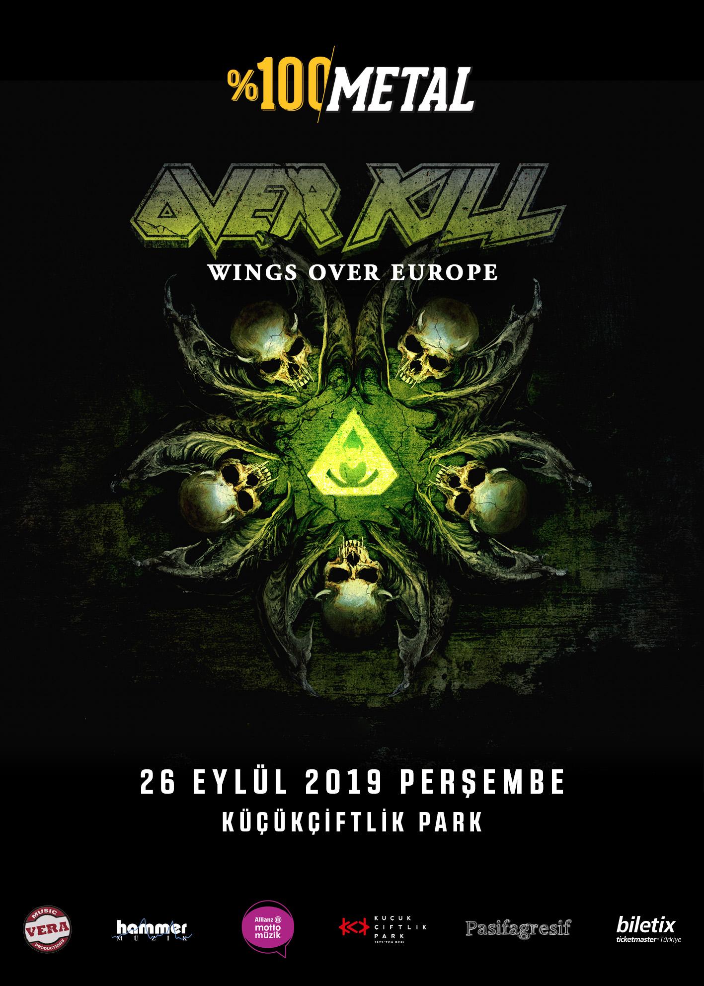 Overkill_İstanbul