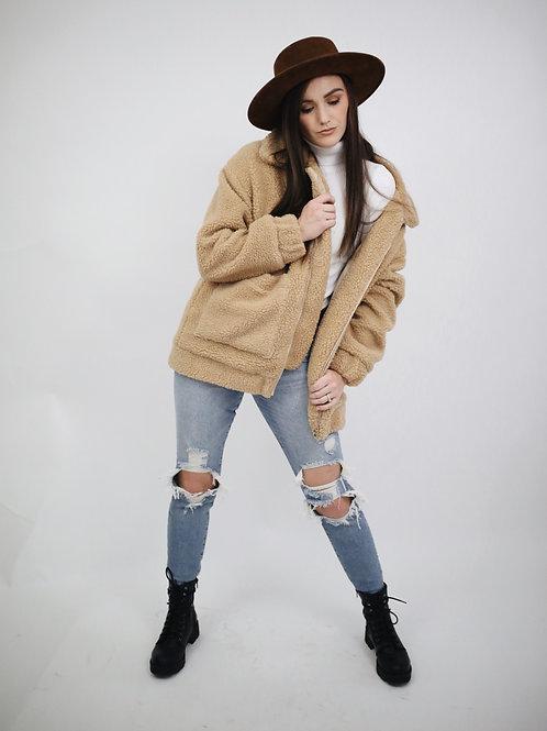 Mumu Cordelia Fleece Jacket