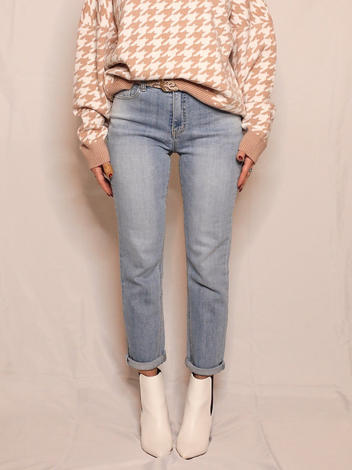 Amerie Slim Straight Fit Jeans