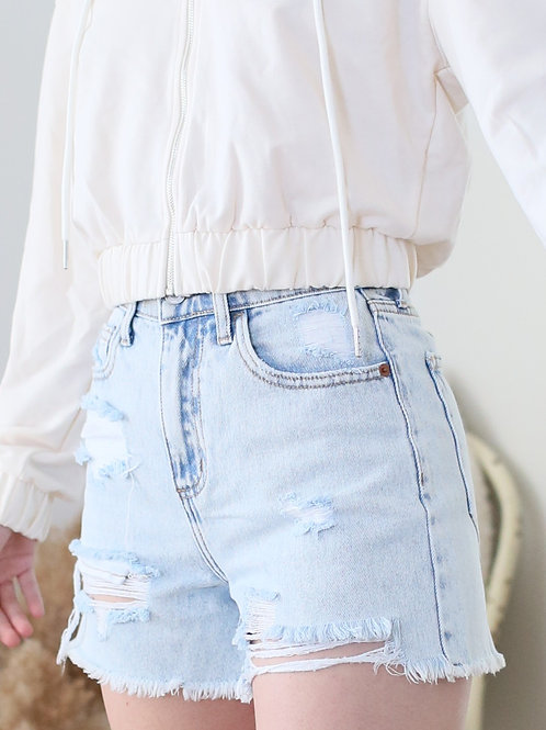 Summertime Favorite Vintage Mom Short